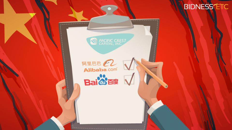 Alibaba Overcomes Baidu in Chinese Digital Advertising