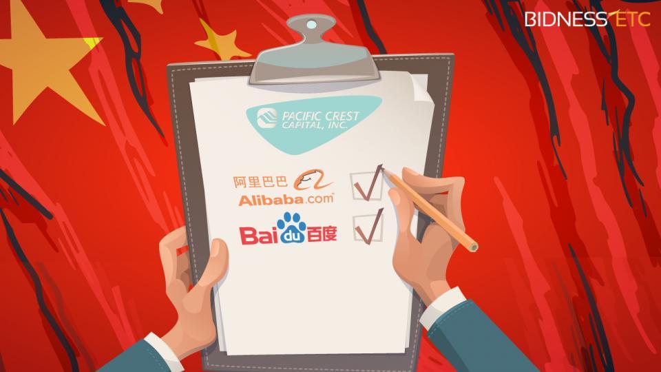 Alibaba Overcomes Baidu in Chinese Digital Advertising