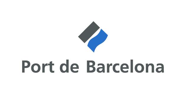 Port de barcelona logo