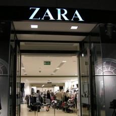 Zara in china