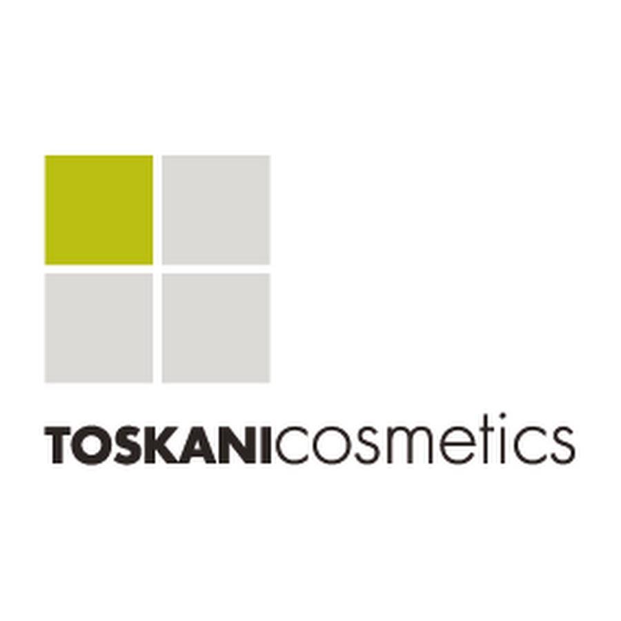 toskani cosmetics logo client